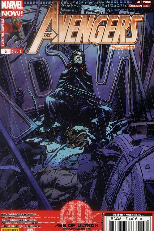 Avengers Universe Novembre 2013