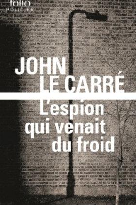 LE CARRÉ, John: L'espion qui venait du froid 9782070793894 2013