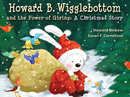 BINKOW CORNELISON: Howard B. Wigglebottom and the power of Giving 9781443113113