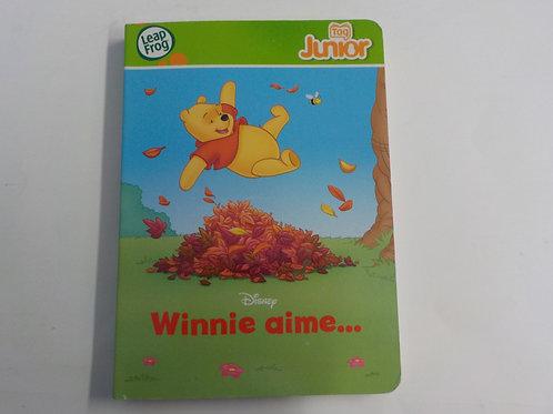 Leap Frog Winnie aime... Tag Junior