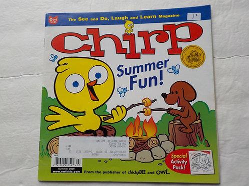 CHIRP: Summer Fun ! Summer 2009