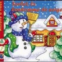 Histoire à trous: Sorbet, le bonhomme de neige 9782895950103 2003