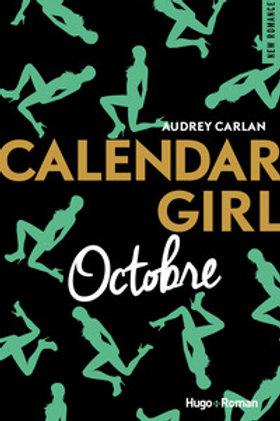 CARLAN, Audrey: Octobre, Calendar Girl 9782755629217 2017