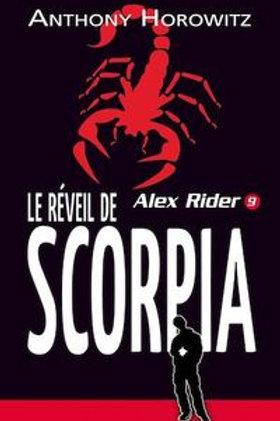 HOROWITZ, A T9 Alex Rider: Le réveil de Scorpia 9782012022898 2011