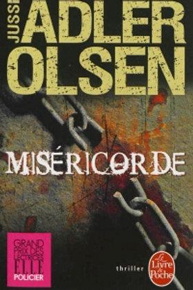 ADLER OLSEN, Jussi: Miséricorde 9782253173618 L. POCHE 2007