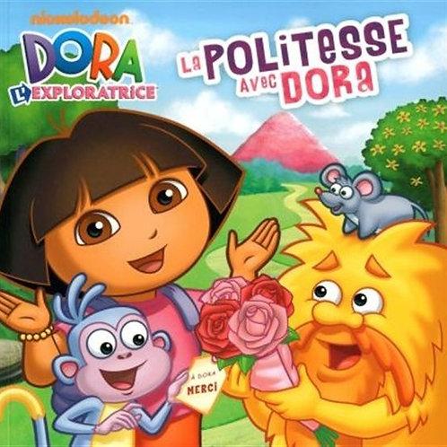 RICCI HALL: La politesse avec Dora 9782896604111 2012