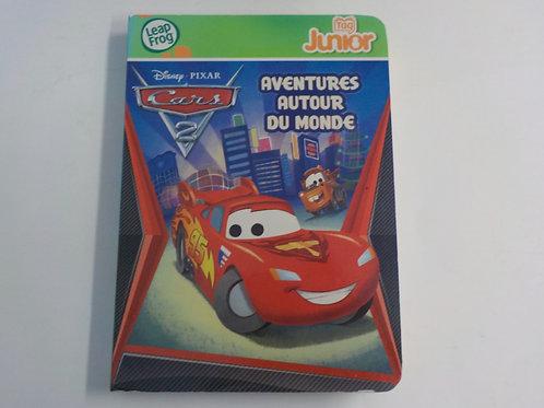 Leap Frog Cars 2 Tag Junior Aventures autour du monde 708431820166