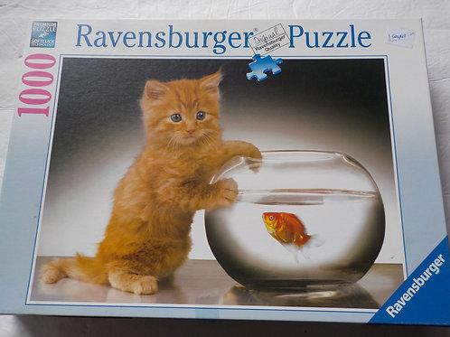 Bon appétit! Casse-tête 158003 Ravensburger 1000 morceaux