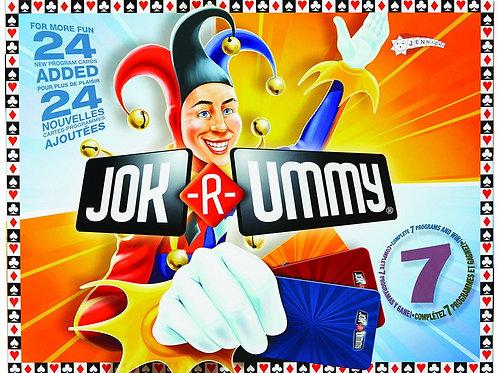 Jok-r-ummy 068021514739 JENNICK Jeux 10 ans +