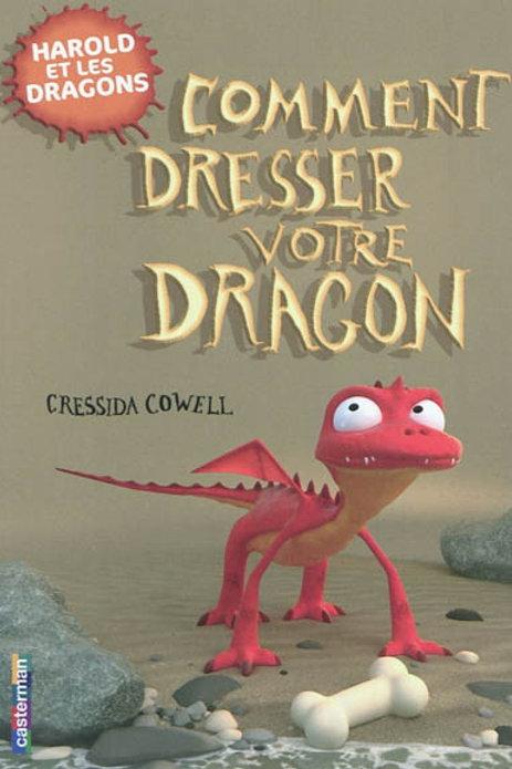 COWELL, C T1 Harold et les dragons: Comment dresser votre dragon 9782203031593