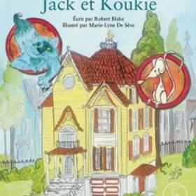 BLAKE DeSÈVE: Jack et Koukie 9782980978524 2012