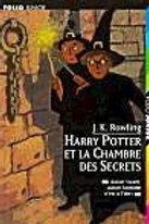 ROWLING,J.K T2 Harry Potter et la chambre des secrets 9782070524556