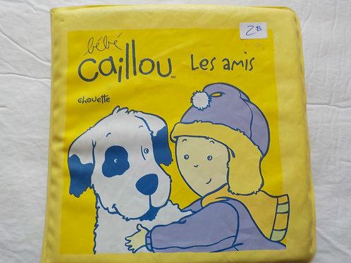Bébé Caillou: Les amis Collection Tic-Tac 9782894505359 CHOUETTE 1999