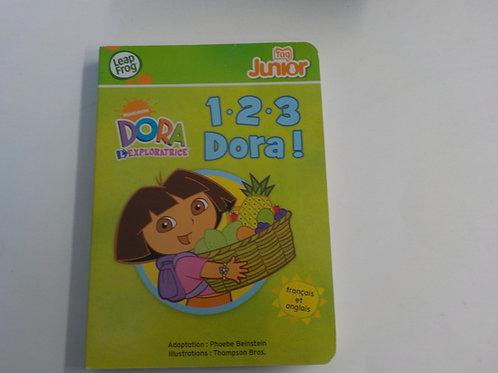 Leap Frog 1-2-3 Dora ! Tag Junior 708431801479