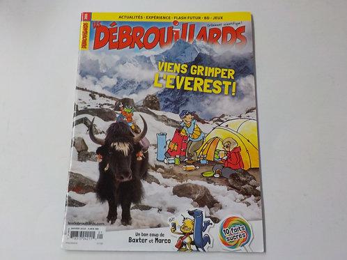 Les explorateurs : Viens grimper l'Everest Janvier 2016