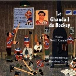 CARRIER COHEN : Le chandail de hockey 0887761763 1999