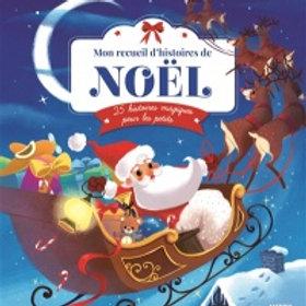 Mon recueil d'histoires de Noël Auzou 9782733830062 2014