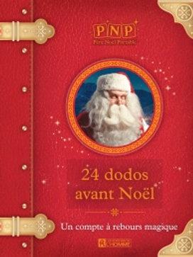 24 dodos avant Noël L'Homme 9782761949897 2017