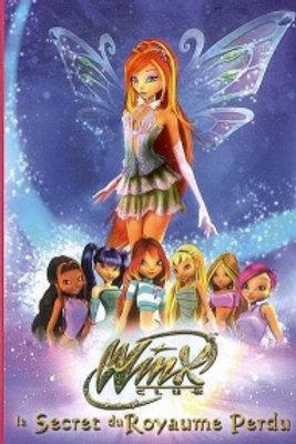 Winx Club: Le secret du Royaume perdu 9782012016613  Biblio rose 2008