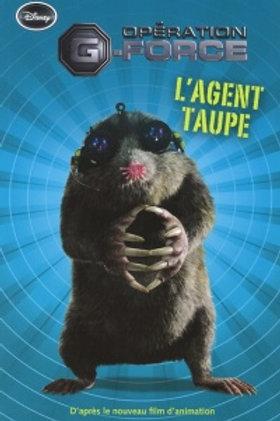 Disney G-Force: L'agent Taupe Press Aventure 9782896600755