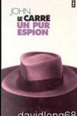 LE CARRÉ, John: Un pur espion 9782757815977 POINTS 2001