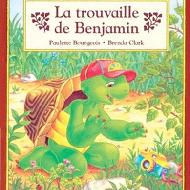 BOURGEOIS CLARK La trouvaille de Benjamin 9780590168458  SHOLASTIC 1997