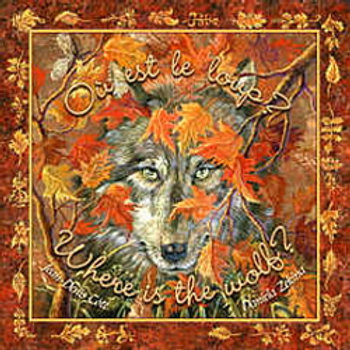 CÔTÉ ZÉKINA: Où est le loup ? Where is the wolf ? 9782923234601 2009