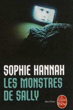 HANNAH, Sophie: Les monstres de Sally L.POCHE 9782253166825 2013