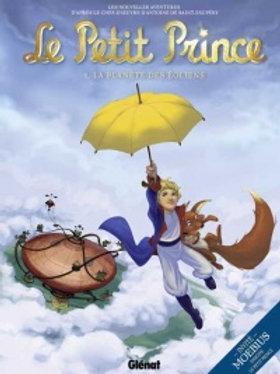 Le petit prince T1 : La planète des éoliens 9782723481892 2011