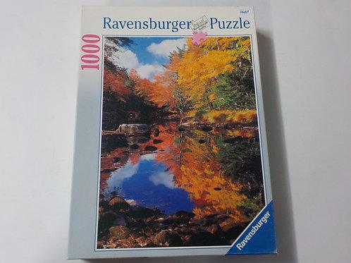 SCHNEIDER, Canada, l'été indien Casse-tête  153435 Ravensburger 1000 morceaux