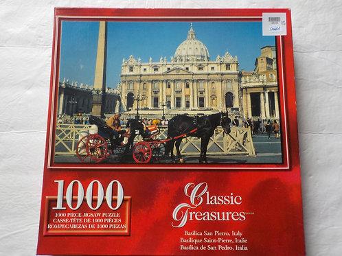 Basilique Saint-Pierre, Italie Sure Lox Casse-tête 1000 morceaux