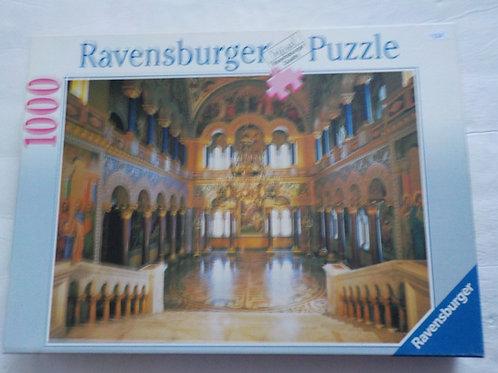 Château de Neuschwanstein Casse-tête 158423 Ravensburger 1000 morceaux
