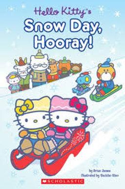 JAMES HINO: Hello Kitty Snow Day' Hooray ! 9780545500500 SCHOLASTIC 2012
