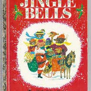Jingle Bellls a Little Golden Book 3350092551 1964