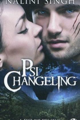 SINGH, Nalini: T1 Psi Changeling: Esclave des sens 9782811206260 MILADY 2012