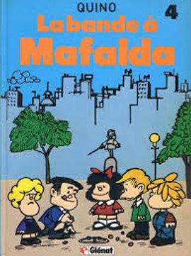 QUINO T4 La bande à Mafalda 9782723402484 1986