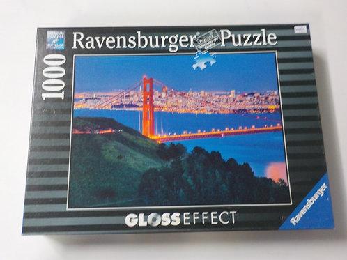 Vue sur San Francisco Casse-tête 194414 Gloss Ravensburger 1000 morceaux