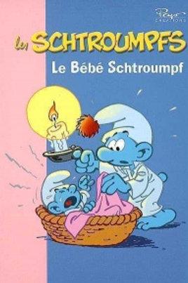 PEYO: Le Bébé Schtroumpf 9782012016668 Biblio rose 2008