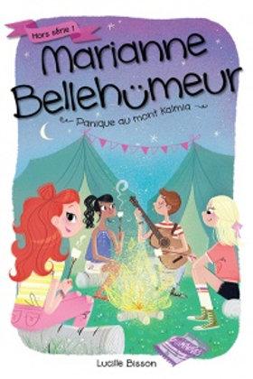 BISSON, L T H-S Marianne Bellehumeur: Panique au mont Kalmia 9782897093310