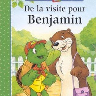 DUCHESNE De la visite pour Benjamin 9780779115648 SHOLASTIC 2002