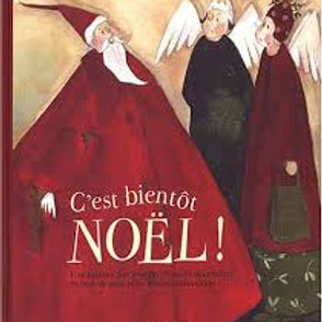 LEFFLER C'est bientôt Noël 9782747009300 2003