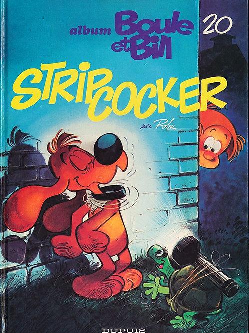 ROBA Boule et Bill T20 Stripcocker 9782800123578
