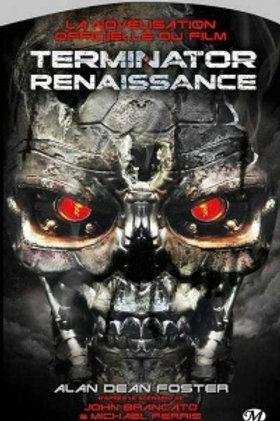 FOSTER, Alan Dean: Terminator Renaissance 9782811201227 2009