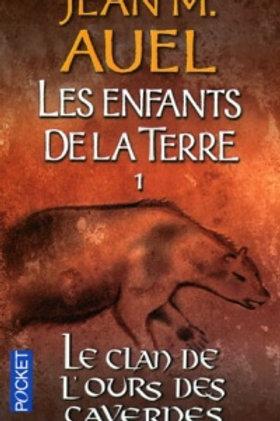 AUEL, Jean M: T1 Enfants de la terre: Le clan de l'ours 9782266122122 2002