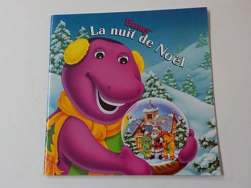 WHITE GRAYSON: Barney, la nuit de Noël 9782893937793 1999
