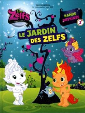 DEMERS GAG Le jardin des Zelfs T1 9782897511210