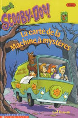 Copie de Scooby-Doo T1 La carte de la Machine à mystères! Scholastic 97801399859
