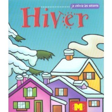 Je colorie les saisons: Hiver 9788877473059m dès 3 ans 2004