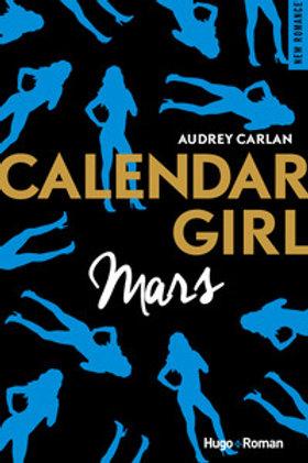 CARLAN, Audrey: Mars, Calendar Girl 9782755629149 2017