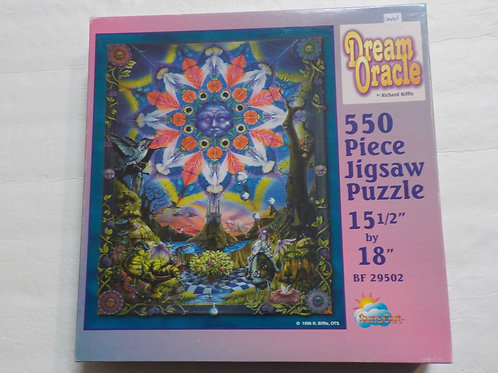 BIFFLE, Richard: Dream Oracle Sunsout BF29502 Casse-tête 500 morceaux